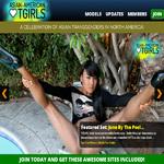 Asian American TGirls Rocket Pay