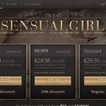 Free Sensual Girl Password