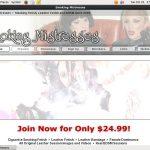 Free Smokingmistresses.com Video