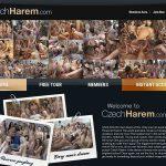 Harem Czech Free Membership