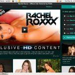 Free Rachel Roxxx Accounts And Passwords