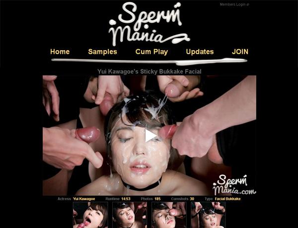 New Spermmania.com Discount Deal