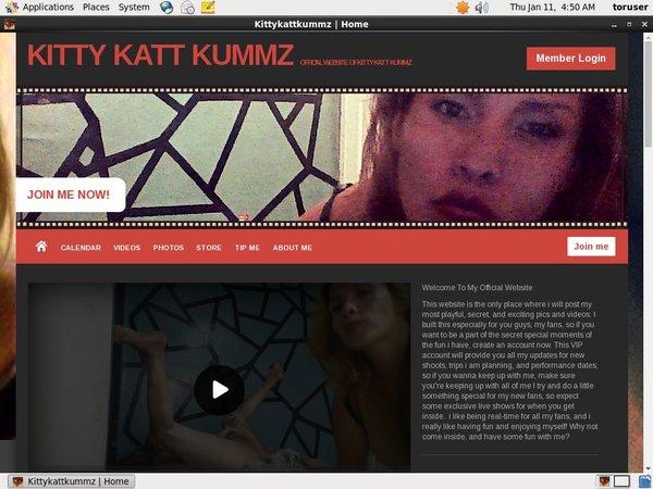 Kitty Katt Kummz Buy Membership