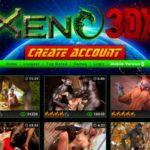 Xeno3dx Trial Membership $1