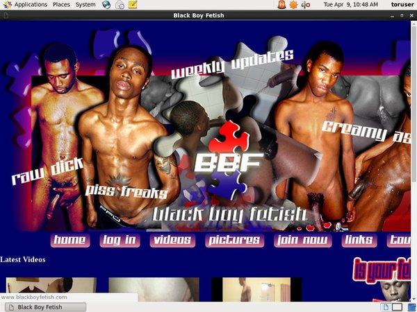 Blackboyfetish Free Clips
