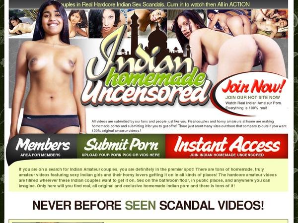 Indianhomemadeuncensored.com Discounted Deal