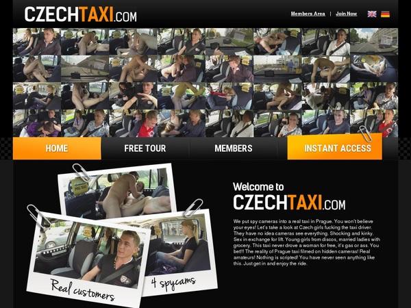 Discount Czechtaxi Trial