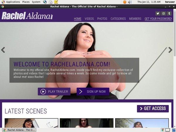 Aldana Rachel Sex