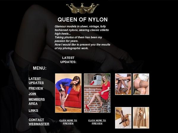 Queen Of Nylon Free Password